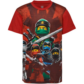 LEGO wear CM 50256 T-shirt Garçon, red